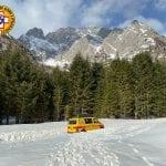 Si infortuna con gli sci vicino al Rifugio Marinelli, soccorsa 29enne di Tolmezzo