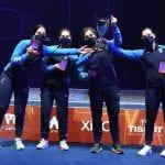 Coppa del mondo sciabola, la friulana Battiston argento a Budapest