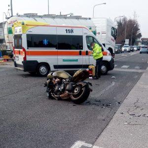 Per l'incidente mortale in moto a San Daniele indagato un anziano