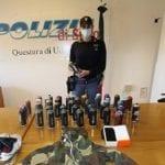 Imbratta i muri in centro a Udine e pubblica le foto sui social, denunciato un writer
