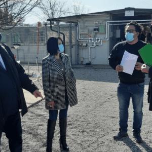 Il Comune pensa ai suoi amici a 4 zampe, lavori al canile comunale di Lucinico