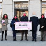 I supermercati Despar donano 96mila euro per la lotta all'endometriosi in Fvg