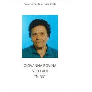 Giovanna Rovina