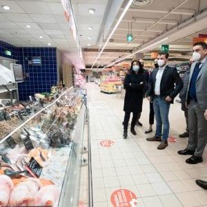 """Il nuovo superstore Conad a Monfalcone apre ai clienti: """"Forte legame con la zona"""""""