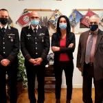 Vertice per la sicurezza a Monfalcone, telecamere ed un presidio a Marina Julia
