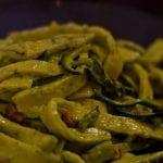 Pasta con lo sclopit, un'erba tipicamente friulana che si presta a qualsiasi ricetta