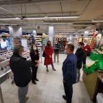Riapre lo storico supermercato di Borgo Cividale a Palmanova