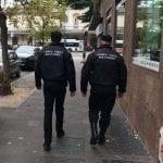 Coppia litiga in borgo Stazione a Udine e aggredisce le guardie giurate
