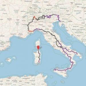 Dalla Sardegna fino al Fvg, rinasce il sentiero che attraversa tutta l'Italia