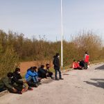 Ancora migranti sulle strade, 110 rintracciati nella zona del parco del Cormor