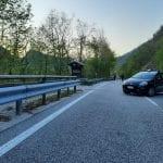 Tremendo incidente a Cavazzo, motociclista muore decapitato