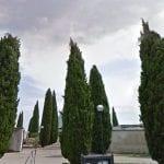 Marmi e luci a led nell'ampliamento del cimitero di Lignano