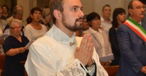 Un nuovo parroco per le Valli del Natisone: è il giovane don Alessandro