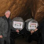 Nascono i vini delle Grotte di Villanova, affinati per tre anni a 60 metri di profondità