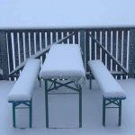 Altro che primavera, torna la neve sulle montagne del Friuli
