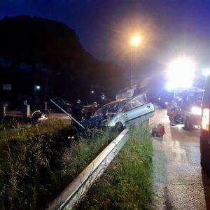 Scontro sulla provinciale a Torviscosa, 2 ragazze restano ferite