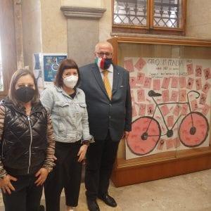Il  Giro d'Italia arriva a Gorizia, il programma ufficiale