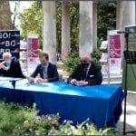 Gorizia e Grado scaldano i motori per l'arrivo del Giro d'Italia, 10 maggio evento speciale con i campioni