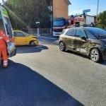 Scontro tra due auto a Cervignano, la conducente finisce in ospedale