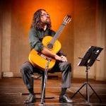 In diretta con Polinote Music Room il chitarrista messicano Josué Gutiérrez