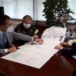 Una nuova caserma per i vigili del fuoco di Lignano, firmato l'accordo