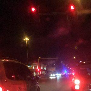 Doppio incidente nella notte sulla strada tra Lignano e Latisana, feriti i conducenti