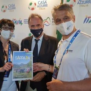 Sappada vuole crescere con il binomio sport-turismo, vertice col ministro a Roma