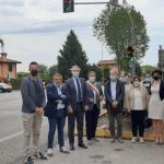 Partiti i lavori per la nuova rotonda del Taj a Bagnaria, servirà anche l'autostrada