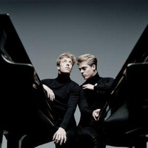 Debuttano sul palcoscenico delTeatro Nuovo Giovanni da Udine i pianisti Lucas e Arthur Jussen