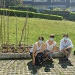 Al nido di Tolmezzo i bimbi imparano a coltivare la terra, c'è il nuovo orto