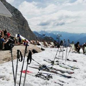 """Bocciata la nuova area Slalom per lo sci a Sella Nevea: """"Nevica sempre meno, porterà solo debiti"""""""