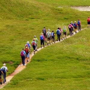 Rinascono i sentieri nelle Valli del Torre, un nuovo progetto e tante escursioni