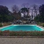 La fontana del Parco di Gorizia tornerà a splendere: luci a led ma niente zampilli