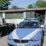 Dal Friuli verso l'Africa, scoperto un maxi traffico di pneumatici da smaltire