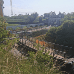 La passerella ciclopedonale di Porta Udine a Palmanova ora diventa realtà