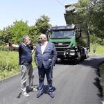 A nuovo le strade di Piuma, San Mauro e Oslavia a Gorizia