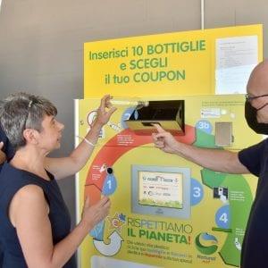 I rifiuti si trasformano in buoni spesa, a Cividale si lavora a un mondo più pulito