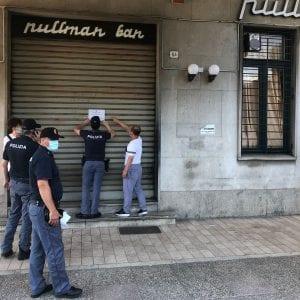 Troppi pregiudicati dentro al locale, chiuse tre attività in Borgo Stazione a Udine