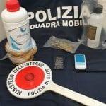 Si fa arrivare dall'Olanda la droga dello stupro, ma alla consegna trova la polizia