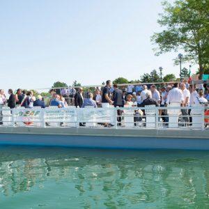 Da Lignano a Bibione in barca, il servizio piace: già oltre 50mila passeggeri