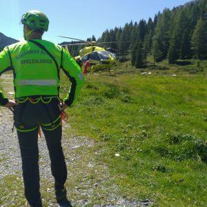 Tra infortuni e falsi allarmi, giornata di super lavoro per il Soccorso alpino in Friuli