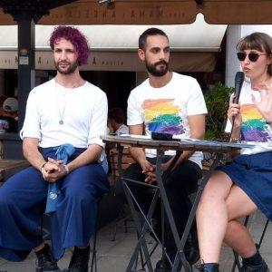 Sabato a Gorizia il primo Pride transfrontaliero del mondo, il programma: obbligo di Green Pass, ci sarà anche il deputato Zan