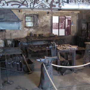 La Bottega del Fabbro a Cividale riapre al pubblico tutti i weekend