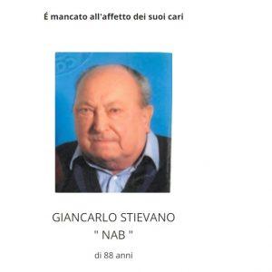 Giancarlo Stievano