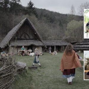 Nell'ex polveriera di Romans d'Isonzo rinasce un villaggio longobardo del VI secolo
