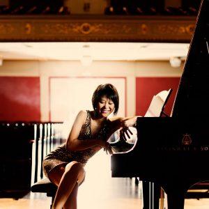 La celebre pianista Yuja Wang in concerto ad Udine