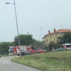Scontro tra auto a Blessano, feriti e disagi per la circolazione