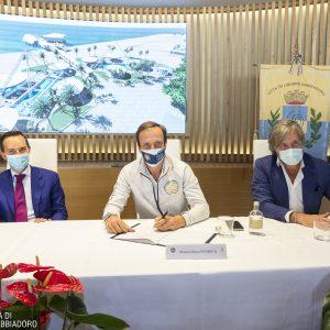 La nuova Terrazza a mare di Lignano è realtà, sottoscritto l'accordo con la Regione