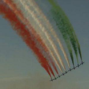 """Festa per le Frecce Tricolori, orgoglio in Fvg: """"Simbolo dei valori del Paese"""""""