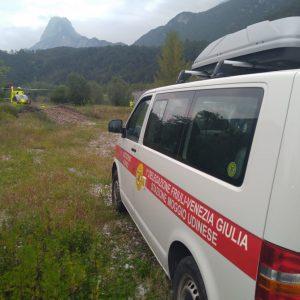 Precipita per 300 metri sulla Cima di Terrarossa, muore escursionista sul Montasio